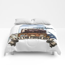 Brownie Points Comforters