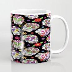 Colorful Sugar Skulls Mug