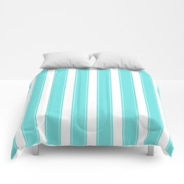 Summer Pattern | Sun Beach Holiday Sea Sand Palm Comforters