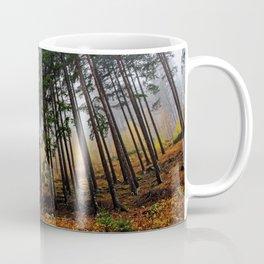 Misty Forrest Coffee Mug