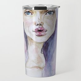 Lavender baby Travel Mug