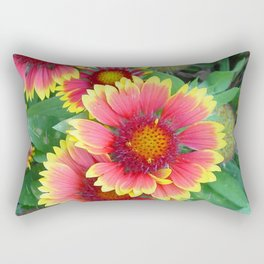 Beauty in Bloom 10 Rectangular Pillow