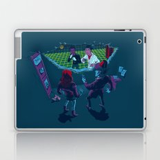Not where but when, not how but Who? Laptop & iPad Skin