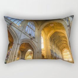 Bath Abbey Rectangular Pillow