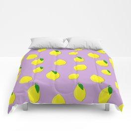 Lemonade Comforters