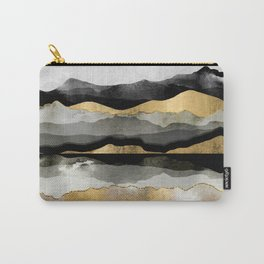 Golden Spring Moon Carry-All Pouch