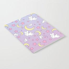 Bunny Pattern Notebook