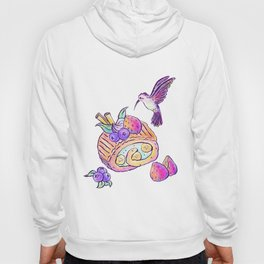 Hummingbird Sweets Hoody