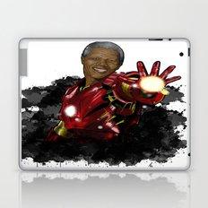 Iron Mandela Laptop & iPad Skin