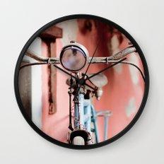 Vintage bicycle Wall Clock