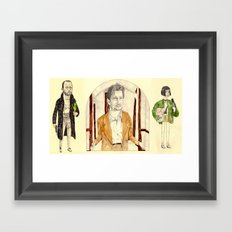 ~Léon~ Framed Art Print