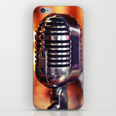 You're up Elvis  iPhone & iPod Skin