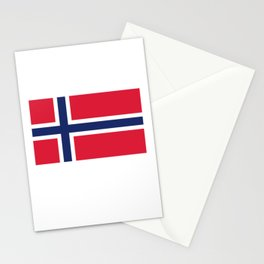 Norway Norwegian Norwegians Gift Stationery Cards