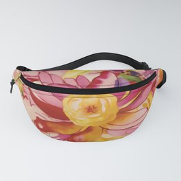 Cabana Blooms Fanny Pack