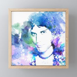 Freddie Framed Mini Art Print