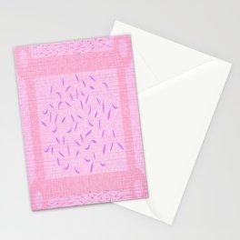 Girlie Line Stationery Cards