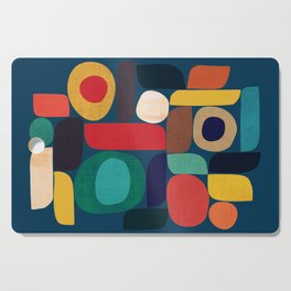 Miles and miles Cutting Board