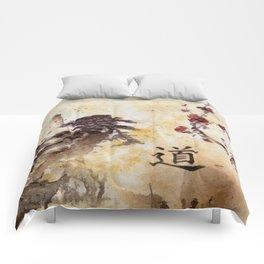 Tao Te Ching Comforters