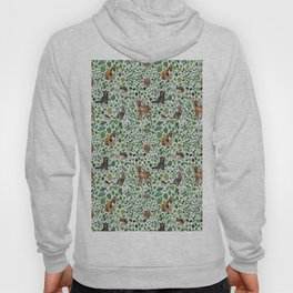 Woodland Animal Friends Hoody