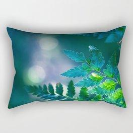 Prayer to the Moon Rectangular Pillow