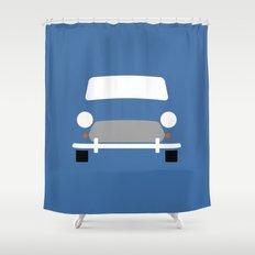 Mini Cooper ( Mk VII ) Shower Curtain