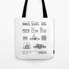 SPRNGFLD Tote Bag
