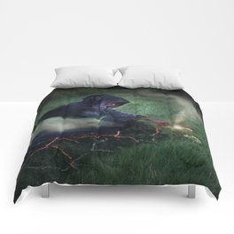 The Epitome of Man Comforters