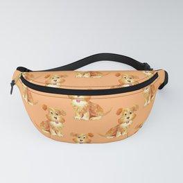 cute dog pattern Fanny Pack