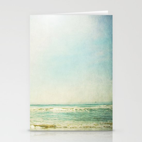This Time I'll Stay Stationery Cards