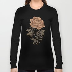 Peony and Ferns Long Sleeve T-shirt