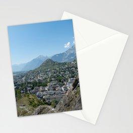 Landscape Photography by Nolan Krattinger Stationery Cards