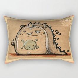 Ganzo ciùciù Rectangular Pillow