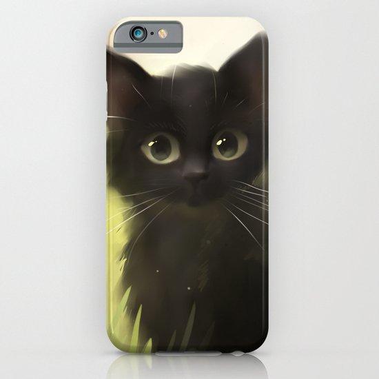 Savage Cat iPhone & iPod Case