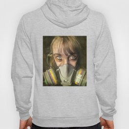 The day after ~ Survivor (treated version) Hoody