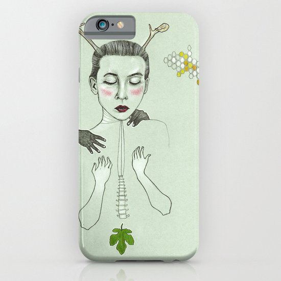 kış (winter) iPhone & iPod Case