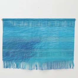 Bluest Blue Wall Hanging