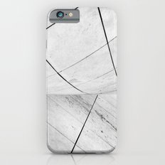 WHITEOUT: chicago disoriented iPhone 6s Slim Case