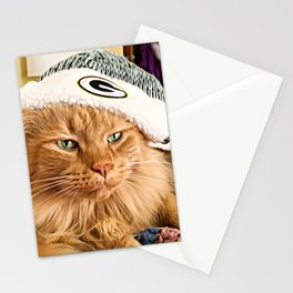 #SupervisorCat for Green Bay Stationery Cards