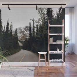 Road Trip IV / Canada Wall Mural