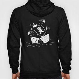 Holy Flying Sheep In A Shipwreck! (For Dark Products) Hoody