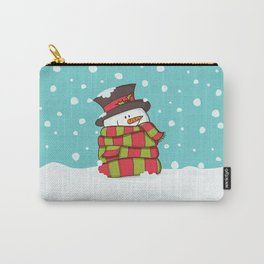 Warmest Wishes Carry-All Pouch