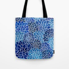 Floral Abstract 14 Tote Bag