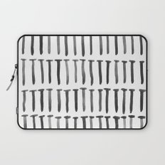 Nails watercolor Laptop Sleeve