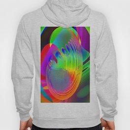 Embryo of coloured fantasy ... Hoody