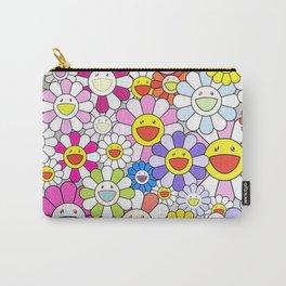 mukarami flowers Carry-All Pouch