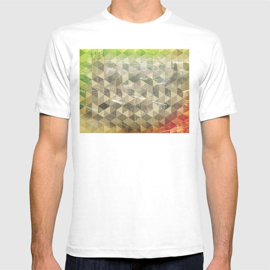 WP pattern T-shirt