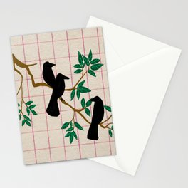 A murder Stationery Cards