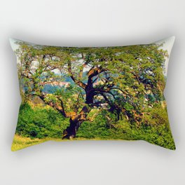 Yet another old tree Rectangular Pillow