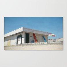 The 'Bu Canvas Print