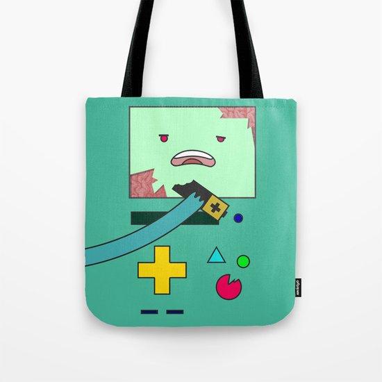 Zom-BMO Tote Bag